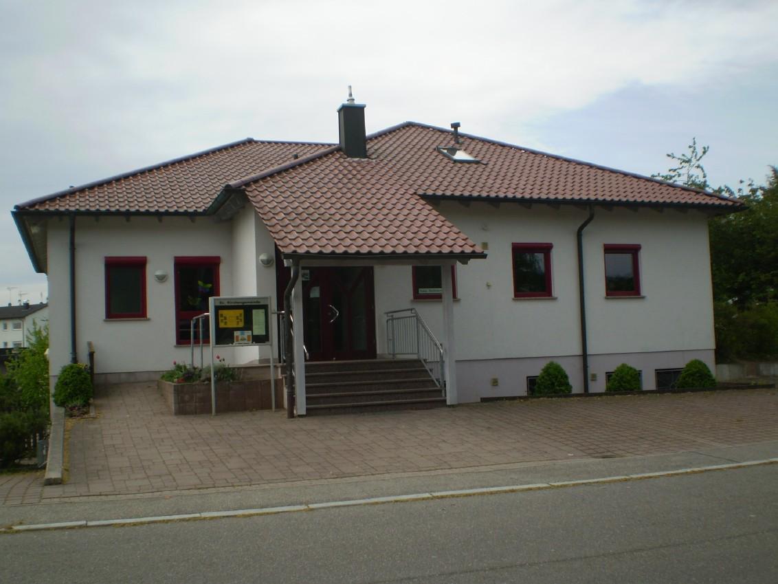 Ev. Gemeindehaus, Ringstr. 5